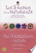 Libro de Five Kingdoms Of Nature