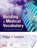 Libro de Building A Medical Vocabulary