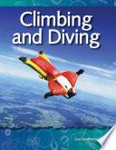 Libro de Escalar Y Saltar (climbing And Diving)