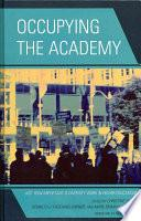 Libro de Occupying The Academy