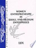 Libro de Women Entrepreneurs In Small And Medium Enterprises