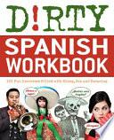 Libro de Dirty Spanish Workbook