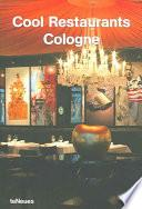Libro de Cool Restaurants Cologne