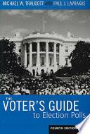 Libro de The Voter S Guide To Election Polls