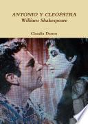 Libro de Antonio Y Cleopatra  William Shakespeare