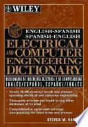 Libro de English Spanish, Spanish English Electrical And Computer Engineering Dictionary