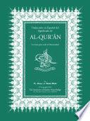 Libro de Spanish Translation Of The Meanings Of Al Qur An