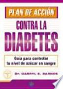 Libro de Plan De Acción Contra La Diabetes