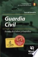 Libro de Test Del Temario. Guardia Civil Escala De Cabos Y Guardias