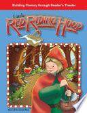 Libro de Caperucita Roja (little Red Riding Hood)