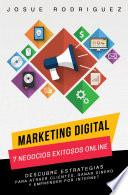 Libro de Marketing Digital: 7 Negocios Exitosos Online