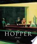 Libro de Edward Hopper, 1882 1967