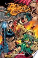 Libro de Battle Chasers Anthology
