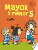 Libro de Mayor Y Menor 5