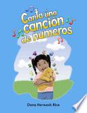 Libro de Canta Una Cancion De Numeros = Sing A Numbers Song