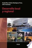 Libro de Desarrollo Local Y Regional