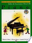 Libro de Alfred S Basic Piano Course