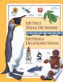 Libro de My First Visual Dictionary/mi Primer Diccionario Visual