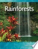 Libro de Las Selvas Lluviosas (rainforests)