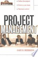 Libro de Project Management