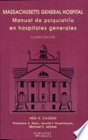Libro de Massachusetts General Hospital