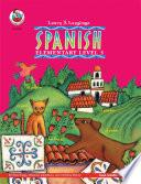 Libro de Learn A Language Books Spanish, Grade 3