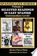 Libro de Selected Readings In Easy Spanish