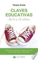 Libro de Claves Educativas De 6 A 12 Años