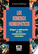 Libro de Los Remedios Homeopaticos