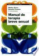 Libro de Manual De Terapia Breve Sexual