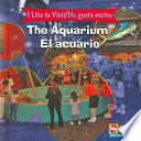 Libro de The Aquarium/el Acuario