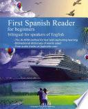 Libro de First Spanish Reader For Beginners