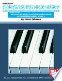 Libro de Spanish / English Piano Method Level 2