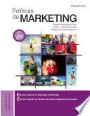 Libro de Políticas De Marketing