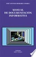 Libro de Manual De Documentación Informativa