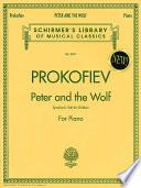 Libro de Peter And The Wolf