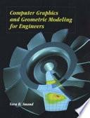 Libro de Computer Graphics And Geometric Modeling For Engineers