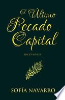 Libro de El Ultimo Pecado Capital