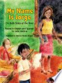 Libro de My Name Is Jorge